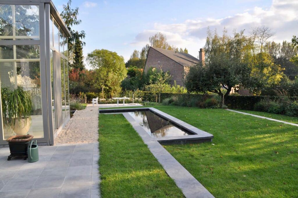 Project 1 – Kampenhout-Berg